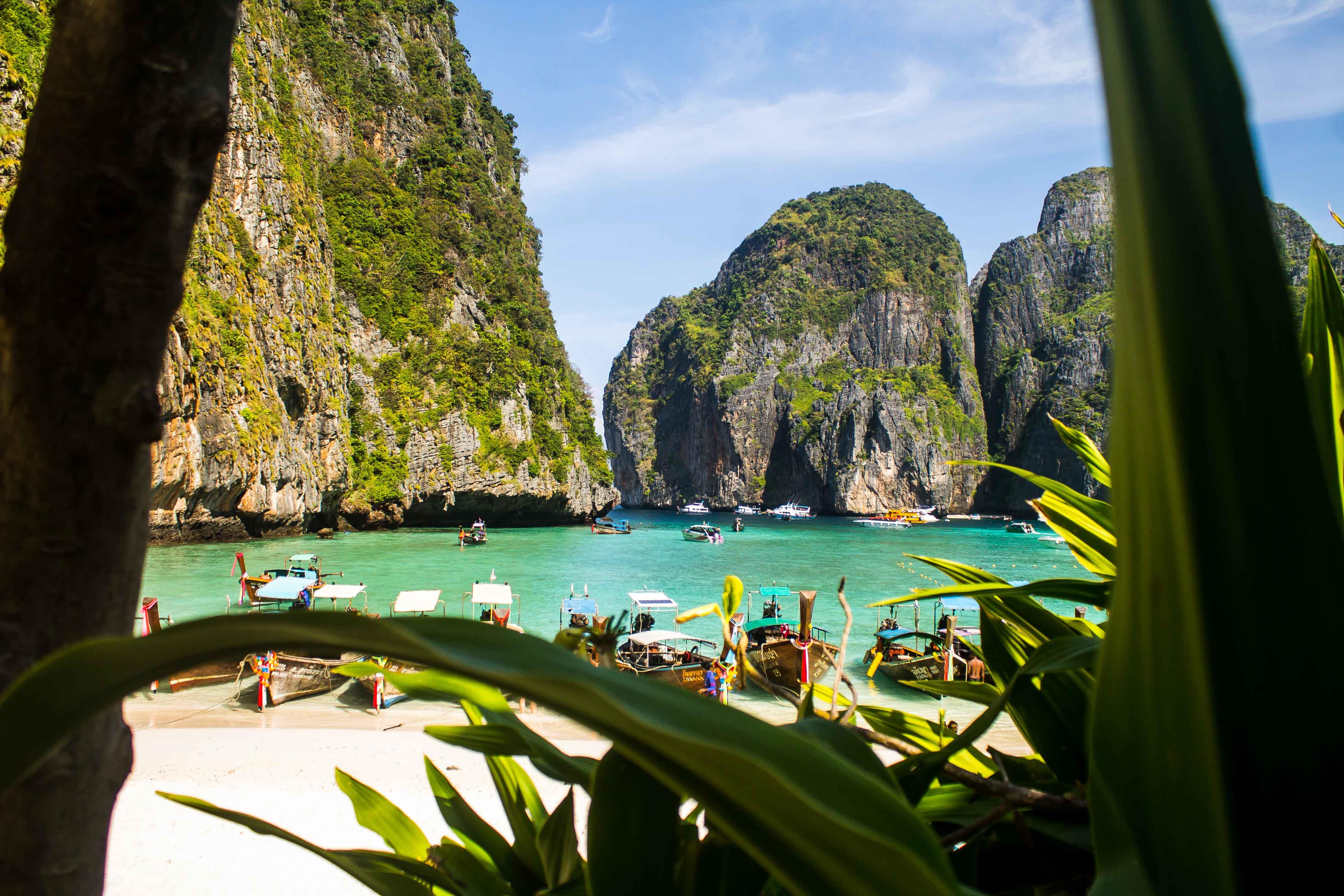 viajes que debes hacer - tailandia