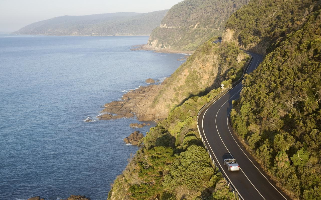 viajes que debes hacer - great ocean road