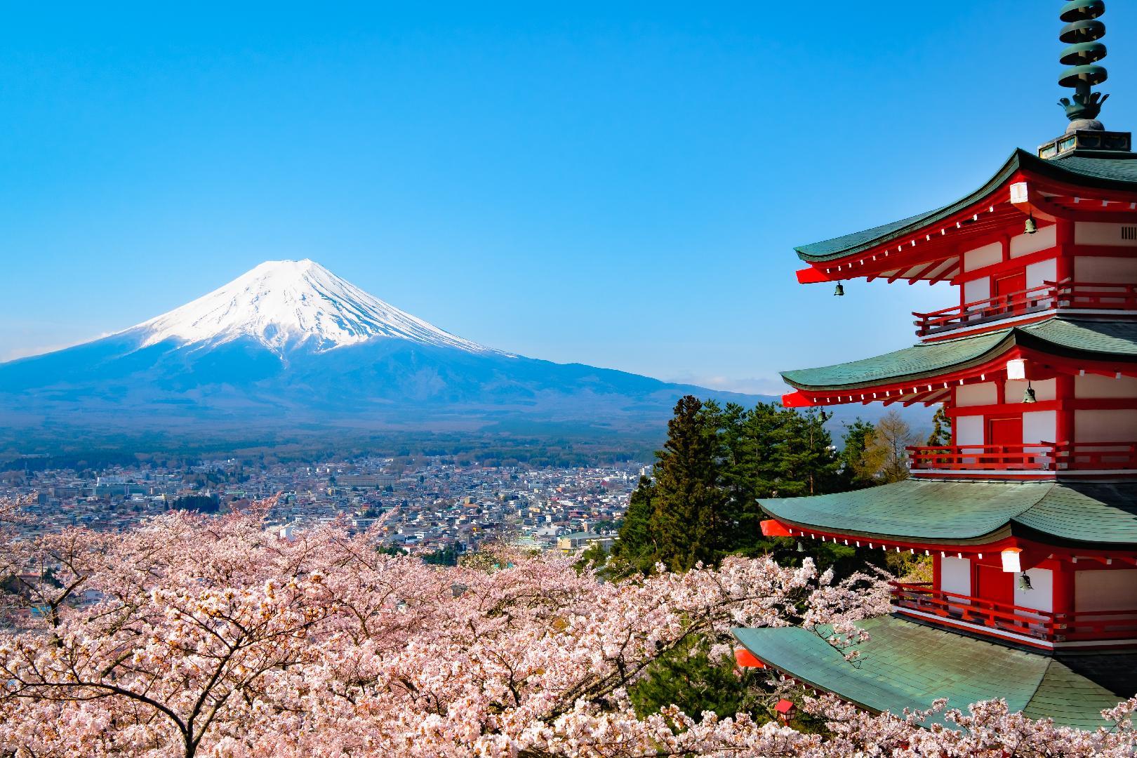 viajes que debes hacer - japón